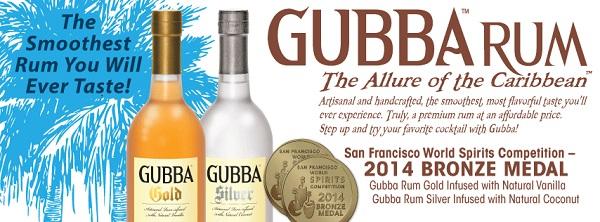 Gubba Rum Ad