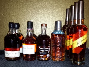 CO Whiskies